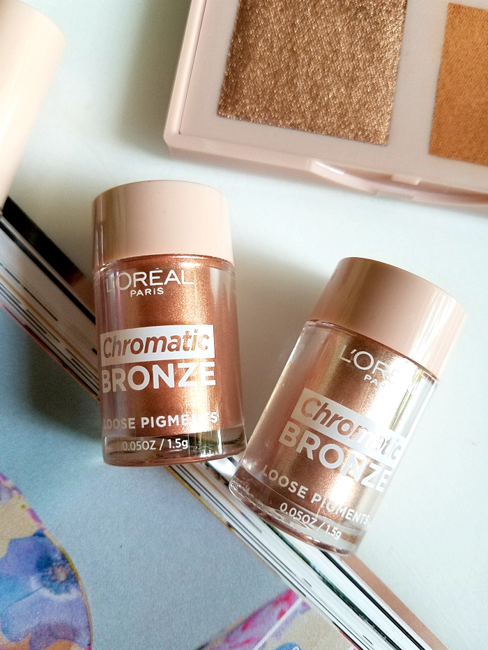 L´Oréal Paris - Chromatic Bronze Loose Pigments - 1.5g - je 9.95 Euro