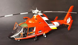 Aerospatiale HH-65A Dolphin 1/48 Trumpeter