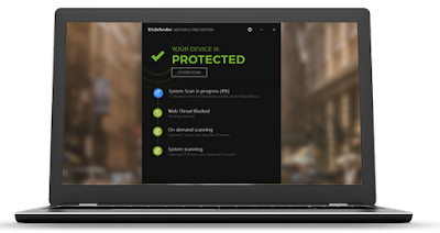 BitDefender Free Edition 2019 Download Offline Installer