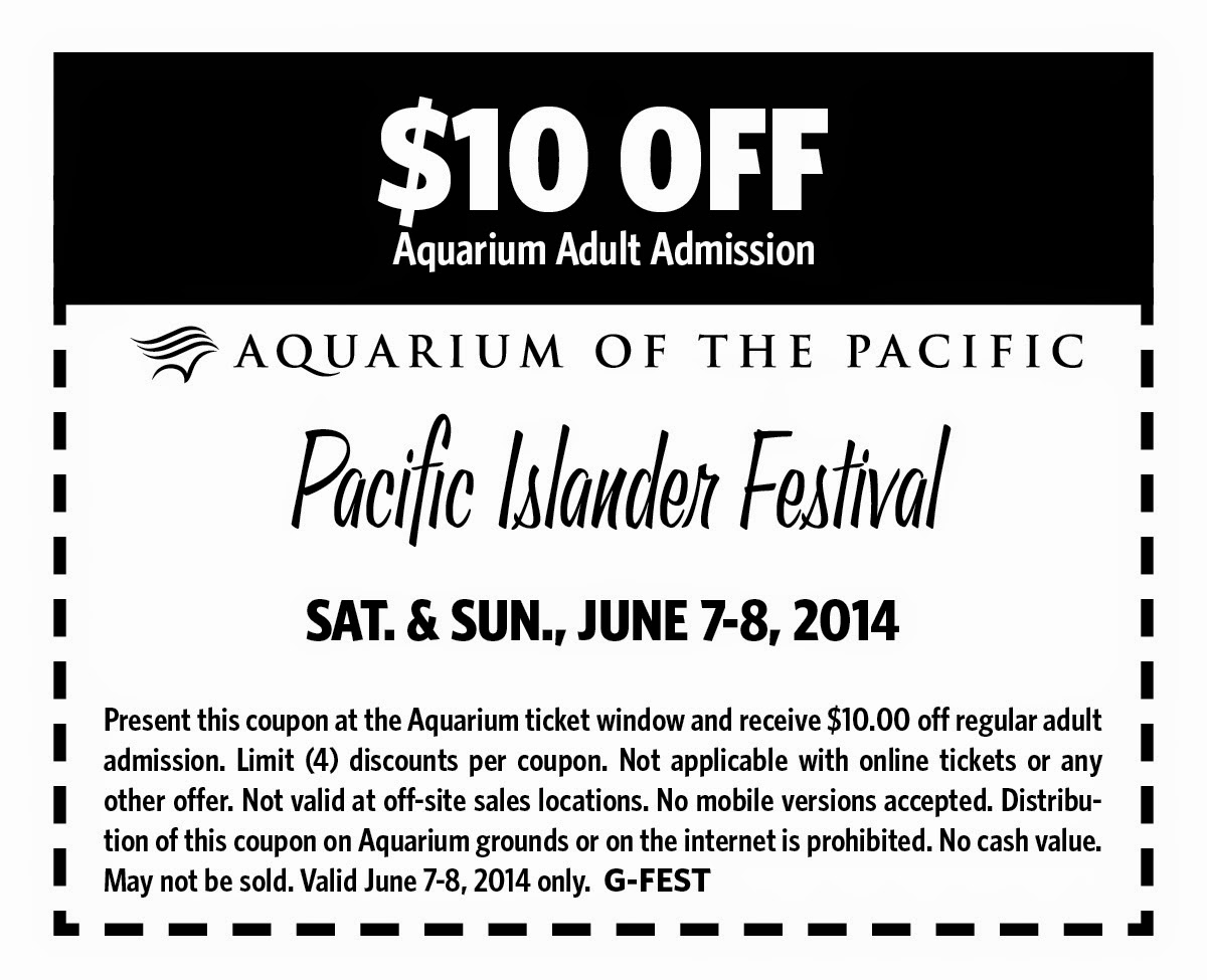 Long beach aquarium coupon : Online Discounts