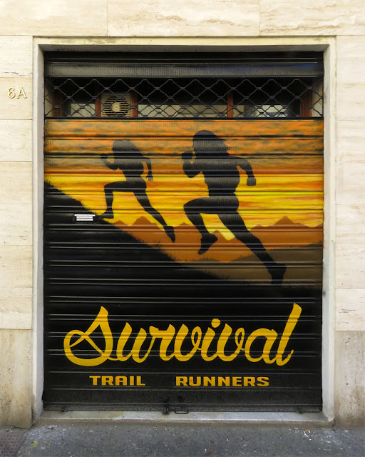 Survival Trail Runners, Via Micali, Livorno