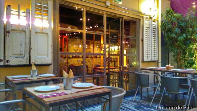 Restaurante Saporem en Madrid