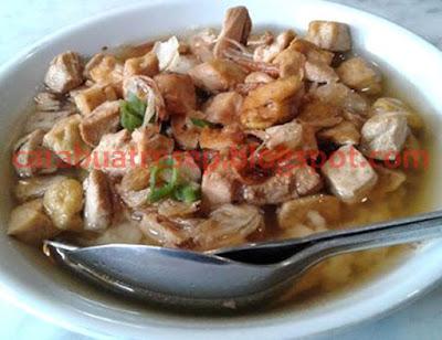 Foto Resep Nasi Bakmoy Ayam Halal Sederhana Spesial Udang Asli Enak