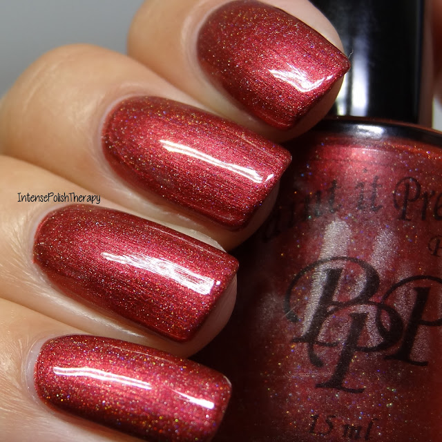 Paint it Pretty Polish - Sleigh All Day