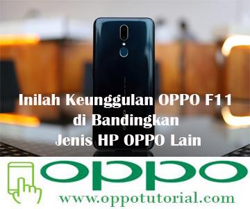 Keunggulan OPPO F11