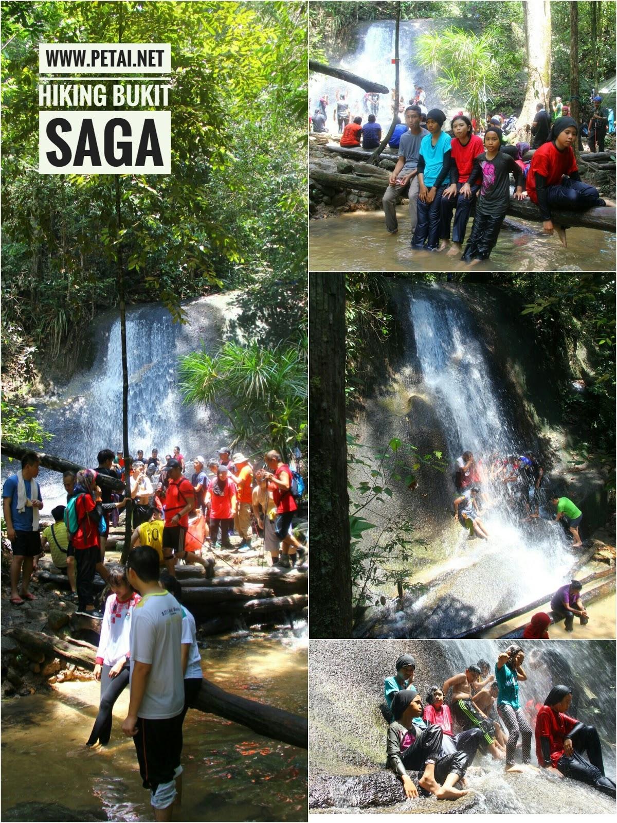 Air Terjun Bukit Saga