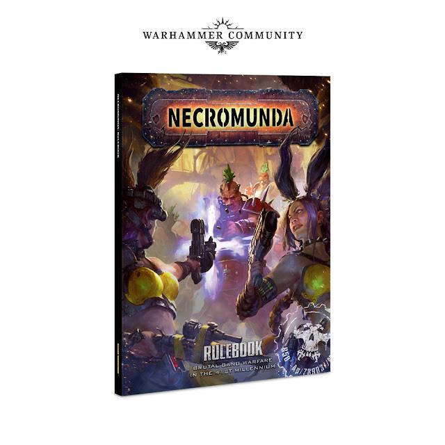 Reglamento Actualizado Necromunda