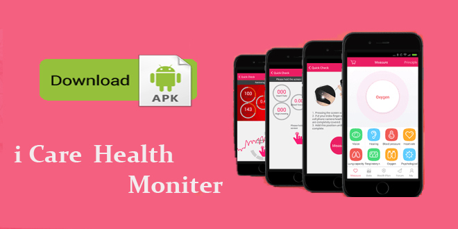 iCare Health Monitor Pro Free Download Full Version