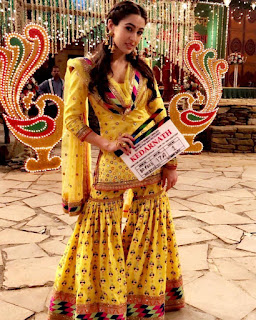 Kedarnath Movie Working Stills