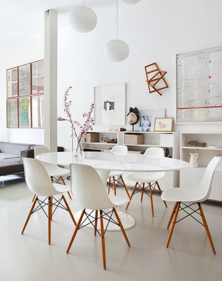 Silla Eames de Charles & Ray Eames en Superestudio.com
