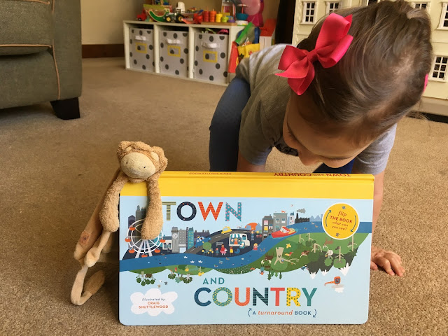 BookBairn: Town and Country + Giveaway