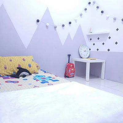 Gak usah khawatir apabila kamar tidur kamu kelihan lebih sempit Ide Dekorasi Dan Cat Kamar Tidur Cerah | Kamar Tidur Jendela Samping