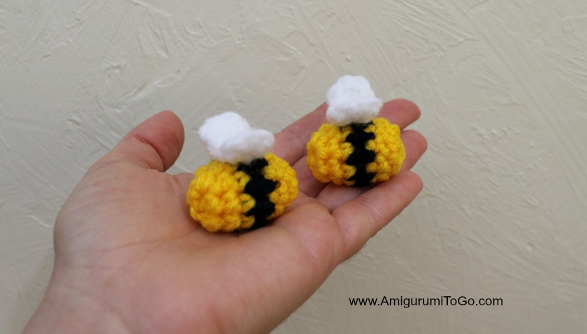 Free Amigurumi Bumble Bee Transformers Crochet Pattern - Women ... | 478x840