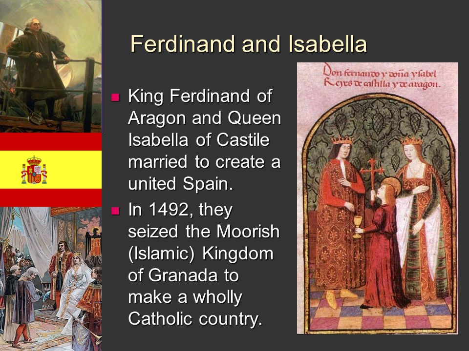 relationship between isabella and ferdinand