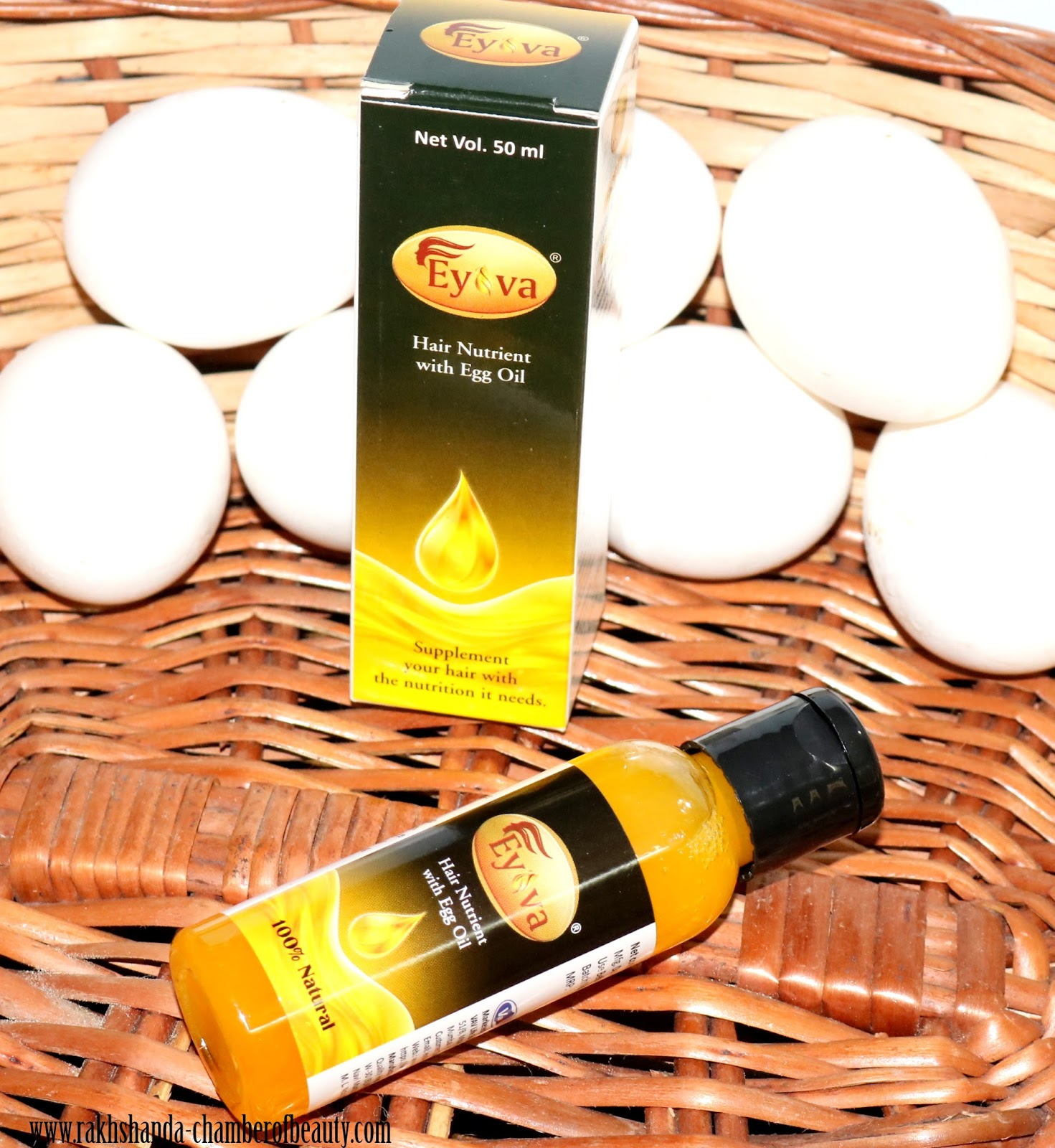 Eyova Hair Nutrient with Egg Oil Review