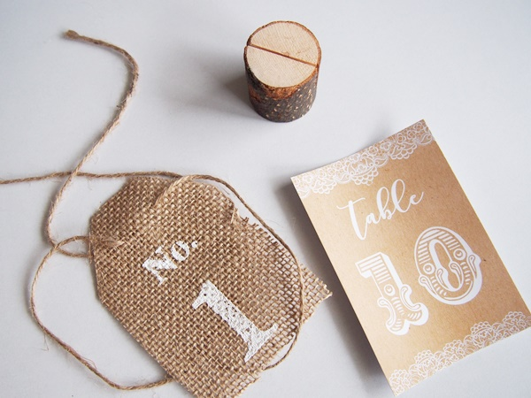 Sweet wedding box : Place me
