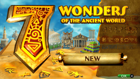 7 Wonders of the World - Free online games at