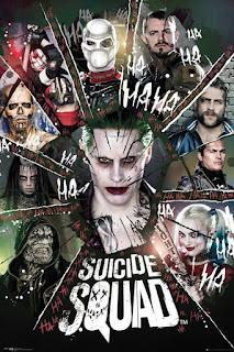 Sinopsis Film Suicide Squad 2016