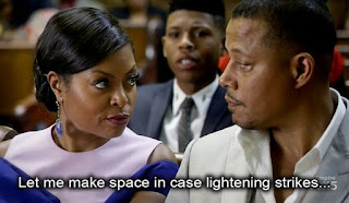 Cookie Lyon Quotes Lightening Strikes