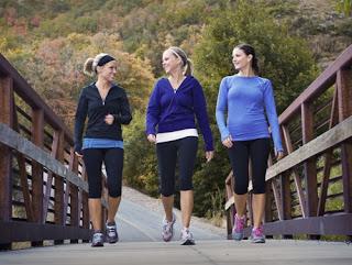 Đi bộ giúp giảm cân cấp tốc hiệu quả
