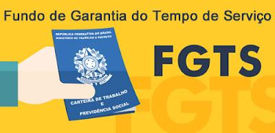 saque de contas inativas do FGTS