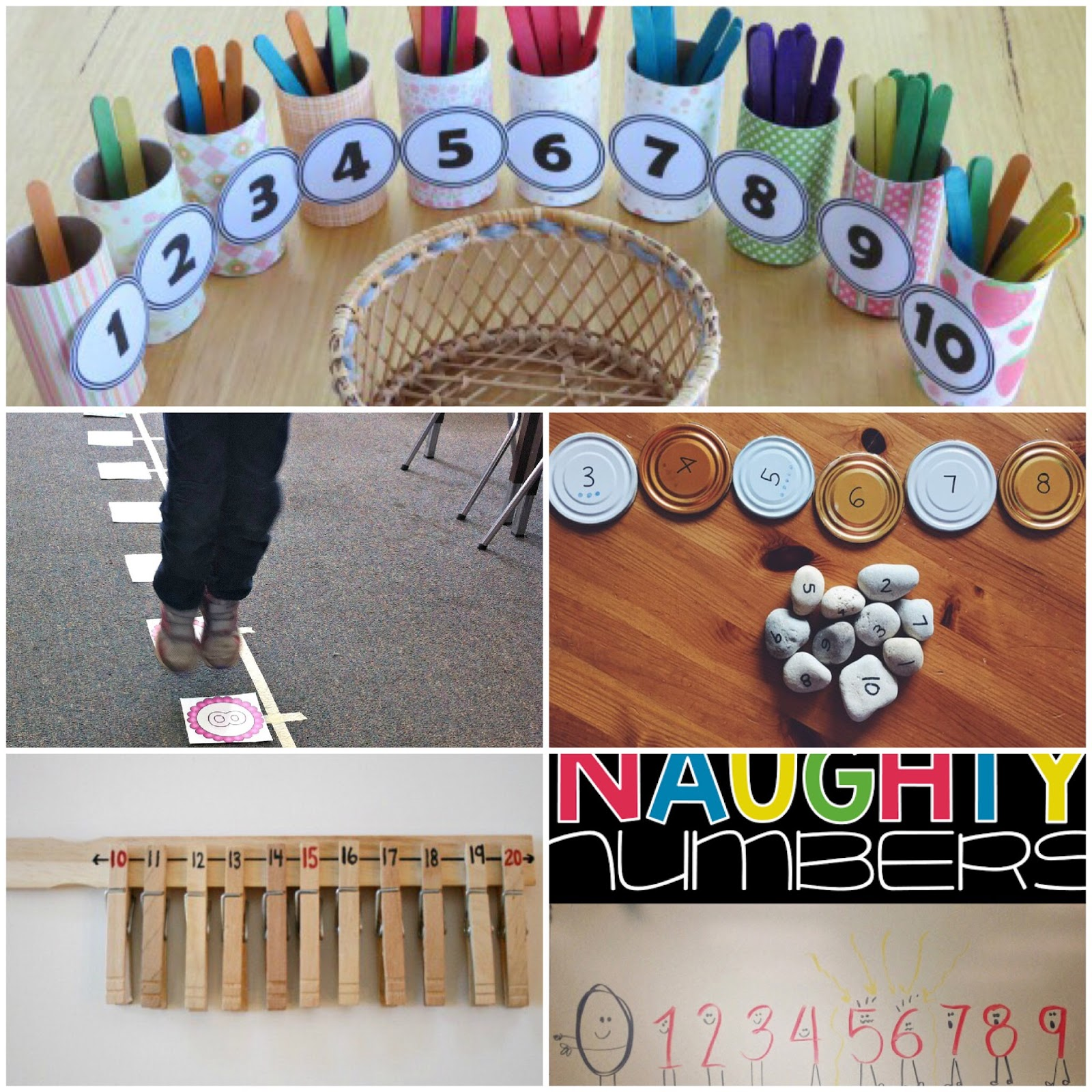 20 Fun Number Line Activities