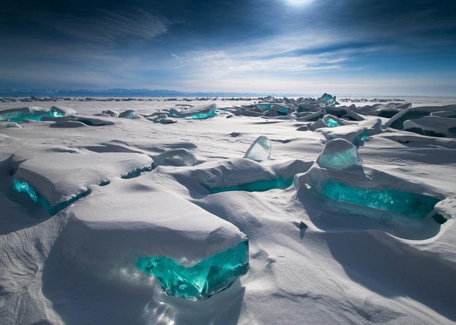 Неземные пейзажи (15 фото)