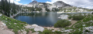 South side of Lake Mary