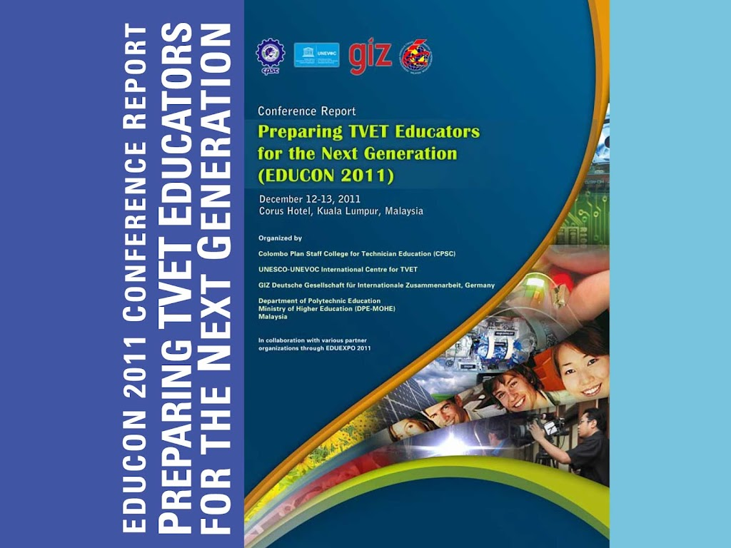 Preparing TVET Educators for the Next Generation