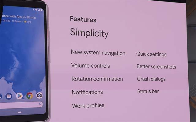 Apa Sajakah 37 Fitur Baru Yang Ada Pada Android Pie?