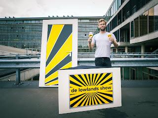 Tim den Besten terug met eigenzinnige webserie De Lowlands Show