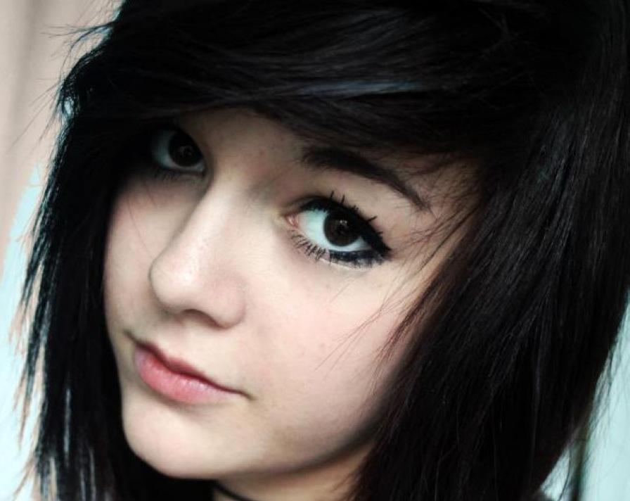 Girl Emo Hair Styles