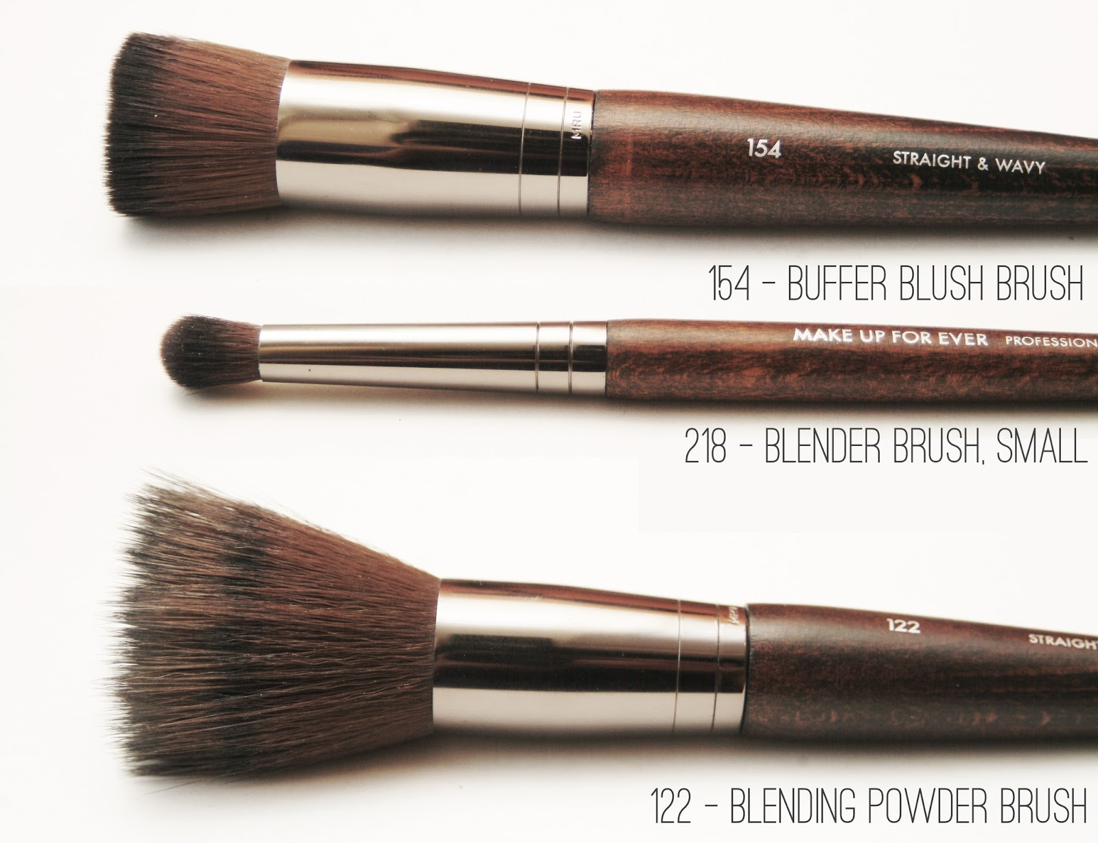 128 Precision Powder Brush by Make Up For Ever #21