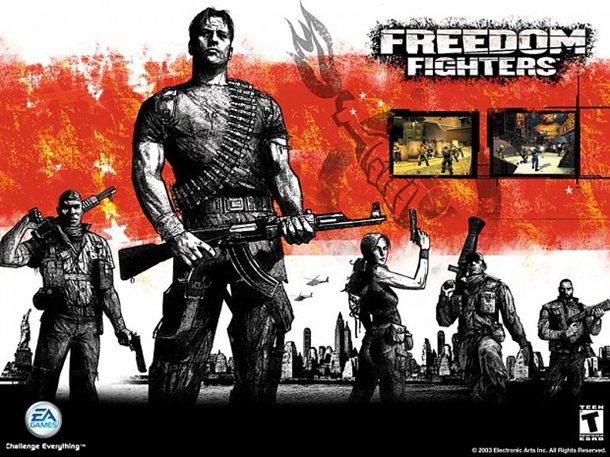تحميل اللعبة الاسطورية FREEDOM FIGHTERS بحجم خيالي وبدون تثبيت 2016