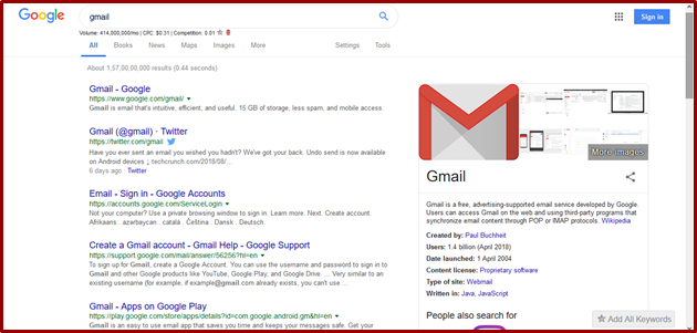 How to Create a Gmail Account in 2019 | Blogger VJ