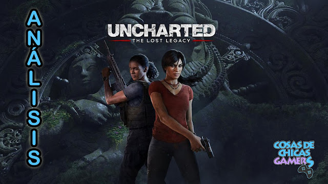 Análisis Uncharted The lost legacy