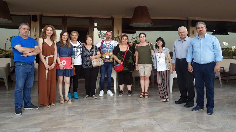 Διδυμότειχο: Πραγματοποιήθηκε η εκπαίδευση των εθελοντών του 1ου Τμήματος Κοινωνικής Πρόνοιας του Ε.Ε.Σ.