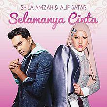 Lirik Lagu Alif Satar & Shila Amzah Selamanya Cinta