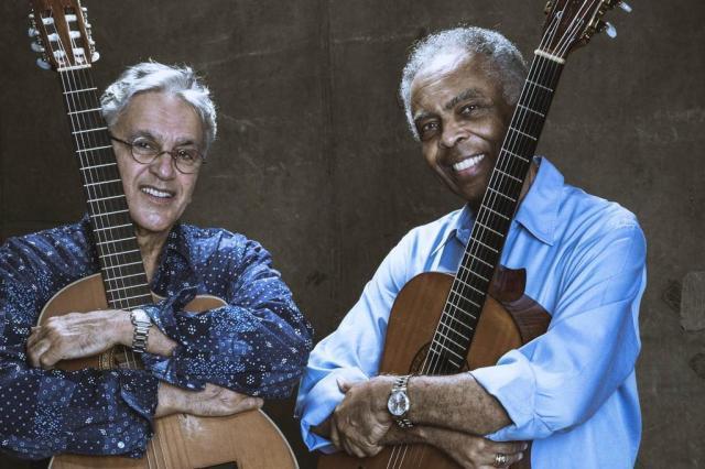 Gil e Caetano são indicados ao Grammy 2017