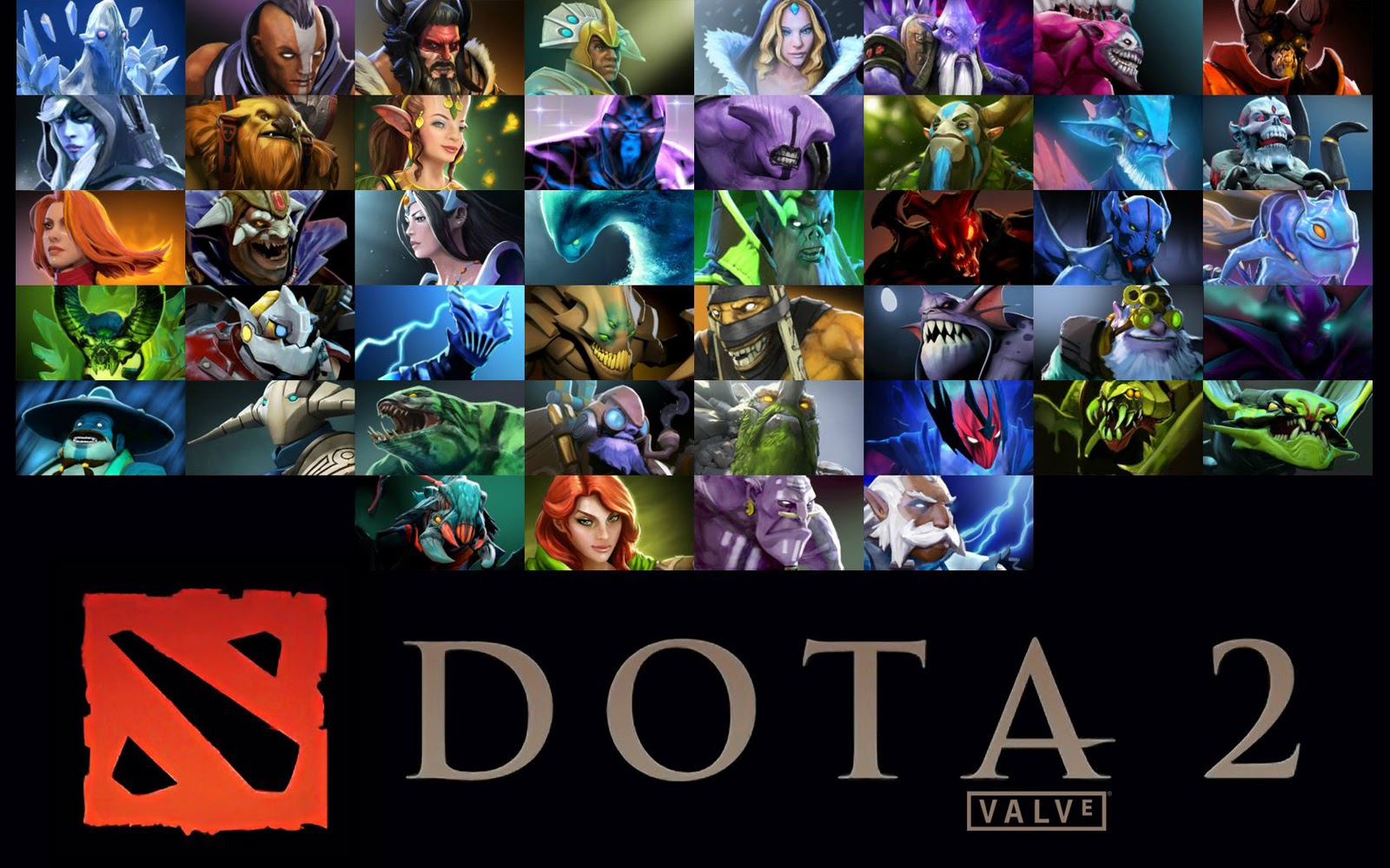 wallpaper hero dota
