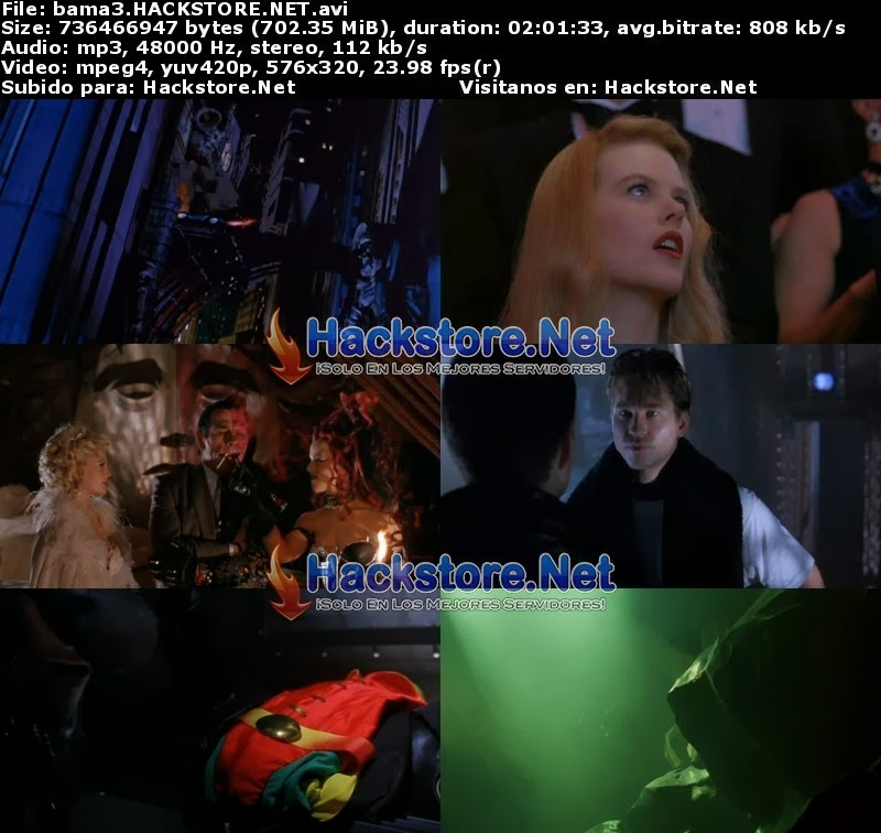 Captura Batman 3 Eternamente (1996) Dvdrip Latino