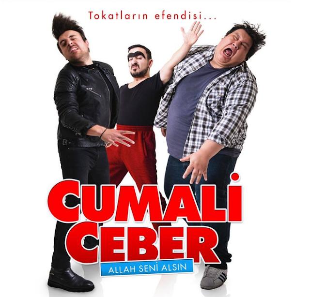 Cumali Ceber: Allah Seni Alsın film afişi