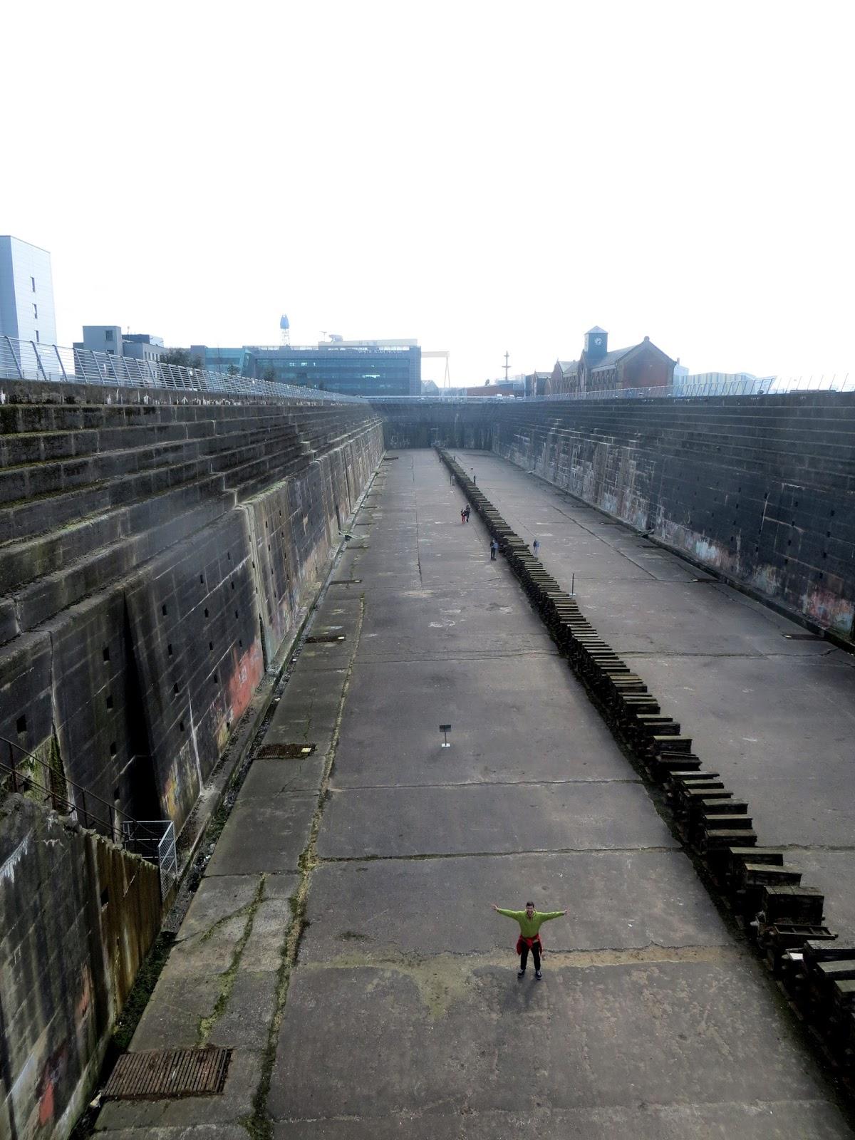 Dry Dock, Belfast, Ireland, Northern Ireland, Murals, Troubles, Ulster, Political, Titanic,