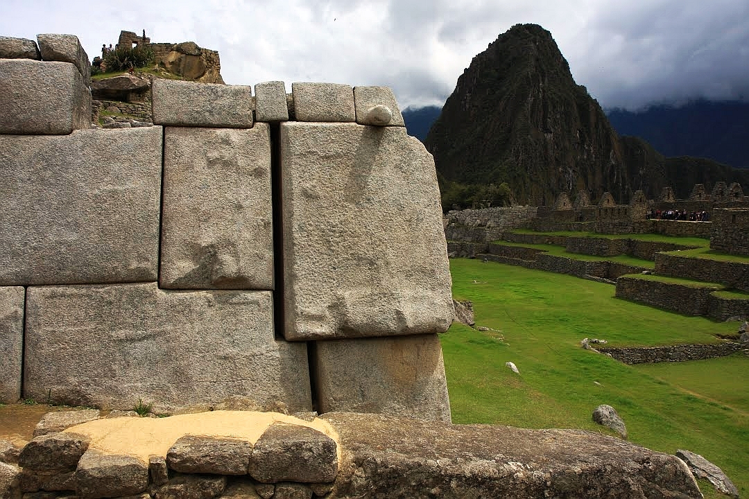 Machu Picchu. Peru.