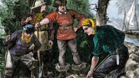 7 Harta Legendaris yang Masih Banyak Dicari Orang