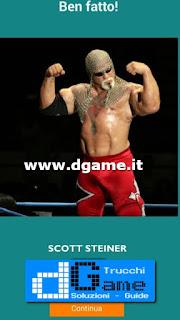 Soluzioni Guess the Wrestler Trivia livello 33