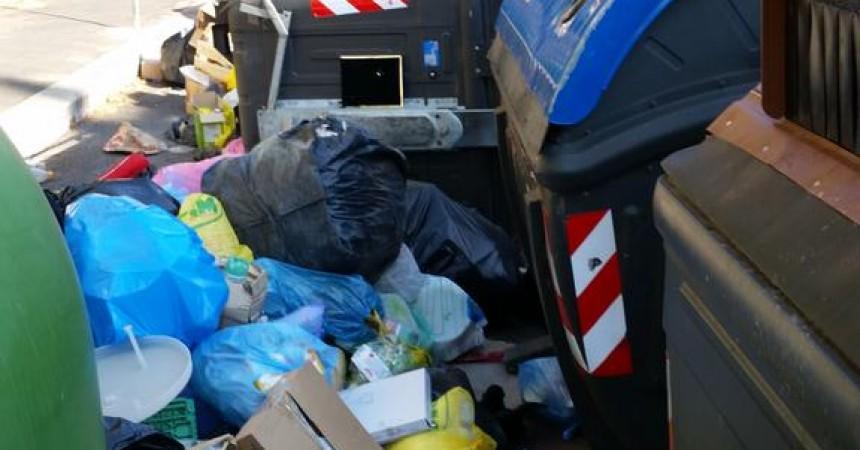 Roma (27 luglio 2015) – La situazione igienica di Roma va peggiorando di  ora in ora a causa dei cumuli di immondizia non raccolta da diversi giorni. 4e18c32a85