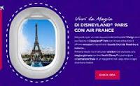 Vivi la Magia, il nuovo concorso di Air France fino al sette marzo 2016