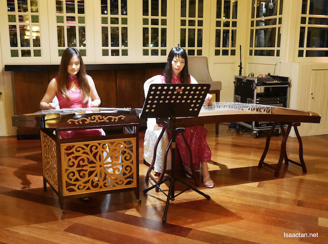 We were even treated to an evening of beautiful music