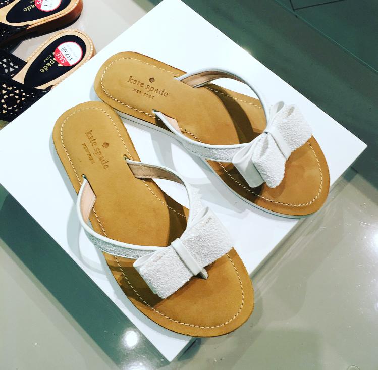 Kate Spade Icarda Glitter Sandals